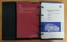 VW GOLF GOLF R32 GOLF GT SPORT V Mk5 HANDBOOK WALLET 2003-2008 PACK E-743