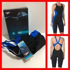 595024d8e2d9a SPEEDO Women s Youth Powerplus Kneeskin Swimsuit