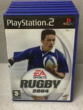 JEU PS2 RUGBY 2004 AVEC NOTICE PLAYSTATION