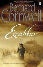 BERNARD CORNWELL __ EXCALIBUR __ BRAND NEW ___ FREEPOST UK