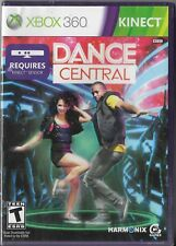 Dance Central (Microsoft Xbox 360, 2010) Brand New Sealed!
