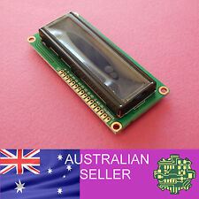 16x2 Character LCD for arduino HD44780 chip include 10k pot. 1602 white on blue