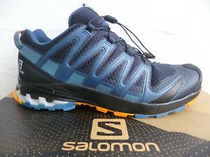 Salomon Sportschuhe Halbschuhe Sneaker Sneakers XA PRO 3D v8 blau Neu!!!