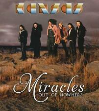 KANSAS Miracles Out Of Nowhere CD + DVD Special Edition 2015 * NEU