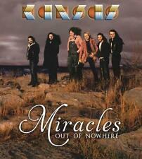 KANSAS Miracles Out Of Nowhere CD 2015 * NEU