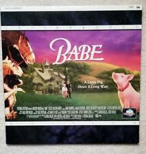 Babe Laserdisc - MCA Universal 42692 - Fine - Letterbox