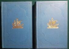 1911 Storm van Gravesande Vol I & II w Maps & Plates Hakluyt Society London