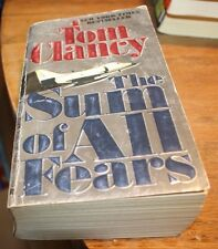 The Sum of All Fears Tom Clancy