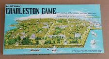 1971 HISTORIC CHARLESTON GAME RARE BOARD GAME VINTAGE FUN PLAY TRAVEL S CAROLINA