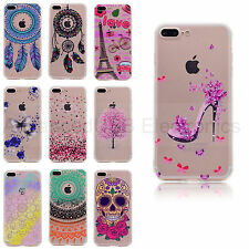 Dream Catcher Skull Case Slim Silicone TPU Cover For 7 Samsung