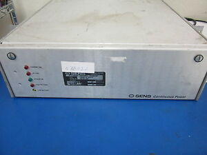 SENS Filtered Battery Charger CM48-8-A410