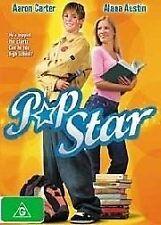 Popstar (DVD, 2006) Aaron Carter 2005 Movie Region 4