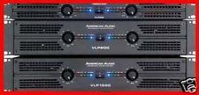 AMERICAN AUDIO PA Amplificador VLP 1500/2 x 750Watt RMS NUEVO