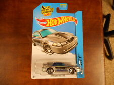2014 Hot Wheels HW City 1999 Ford Mustang Silver MONMC (see picture)