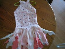 Girl ice skating dress Size 12-14 CL