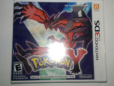 Pokemon Y  (Nintendo 3DS, 2013) Brand New