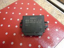 Renault Scenic MK2 Laguna Trasero de estacionamiento de ayuda módulo 8200235627B 8200235627