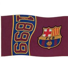 Barcelona Licensed  Football Flag 5x3Ft Flag. Since 1899