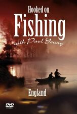HOOKED ON FISHING ENGLAND WITH PAUL YOUNG DVD
