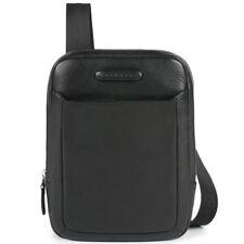 Piquadro Modus Borsello uomo con tracolla, porta ipad mini, nero CA3084MO N