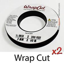 """""""WrapCut"""" - 120m, fil de coupe film vinyl adhésif, covering, wrap, Filament Tape"""