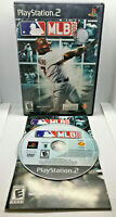 MLB 2006 - Baseball - Complete - Tested & Works - Playstation 2 PS2