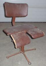drabert minden stuhl alt werkstatt drehstuhl 3 teilige sitzfläche architekt deko