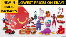 2019 McDonalds SURPRISE RETRO 40TH ANNIVERSARY Happy Meal Toys YOU PICK 1 OR SET