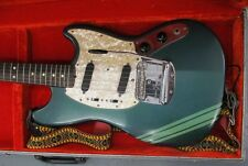 *FENDER 1971 MUSTANG RACING STRIPE INCREDIBLE SOUND NEW YORK CITY PICKUP ONLY*