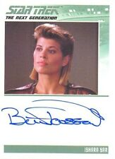 2019 Star Trek Inflexions TNG Style Beth Toussaint As Ishara Yar Autograph Card!