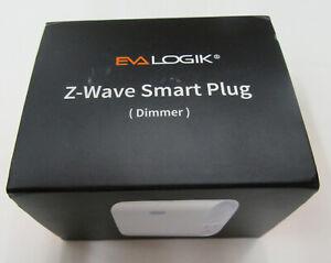 Z-Wave Smart Plug EVALOGIK ZW39