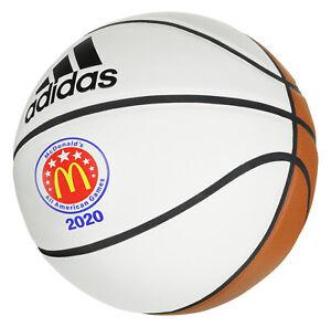 Adidas MCD McDonalds All American Games 2020 Autograph Basketball, Size 7