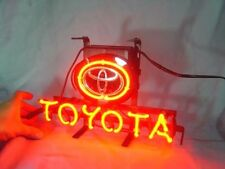 """New Toyota Japanese Automobile Car Auto Dealer Neon Sign 14""""x10"""" NT52S"""