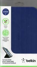 "Belkin - Samsung 8"" - Universal Trifold Schutzhülle - blau - Neu / OVP"