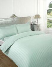 Linge de lit et ensembles bleus en satin pour cuisine
