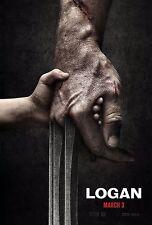 Logan Movie Poster (24x36) - Wolverine, Hugh Jackman, Doris Morgado v1