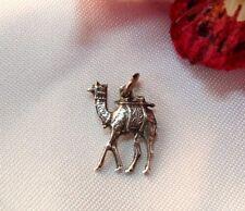 Kamel colgante Charm 925 plata Charms charm/by 404