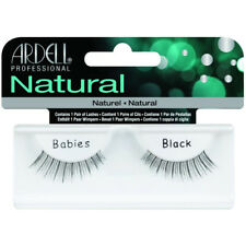 Ardell Natural Lashes - Babies Black, 1 Pair