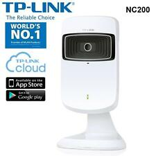 TP-LINK IP WIFI SMART CCTV CLOUD CAMERA-NC200-WHITE+RANGE EXTENDER+300MBPS