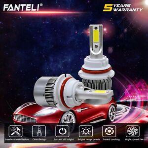 9004 HB1 1500W 225000LM Car LED Headlight Kit Hi/Lo Beam Bulbs 6000K White Power