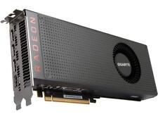 GIGABYTE Radeon RX Vega 56 DirectX 12 GV-RXVEGA56-8GD-B 8GB 2048-Bit HBM2 PCI Ex