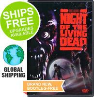 Night of the Living Dead (DVD,1990) NEW, George Romero, Tom Savini, Tony Todd