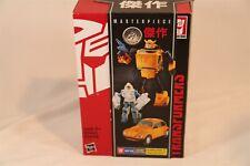 "Transformers Generations Masterpiece TRU Bumblebee Figure w/ 6"" Spike Witwicky"