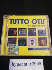 OTIS REDDING - TUTTO OTIS - THE KING OF SOUL  - 2CD - NUOVO SIGILLATO