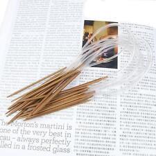 Circa a Maglia Aghi Plastica tratto aghi 9,0-10.0 mm ricamare Calze Maglione