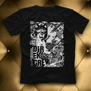 New 2021 Dir En Grey Black Unisex T-Shirt - Tees
