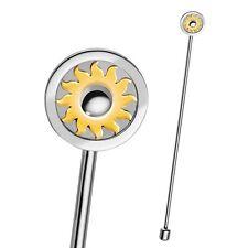 MAGNETIX Magnet Wasserstab 2647 Sonne (Mittlere Variante)  Magnetschmuck