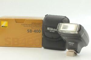 [Near Mint boxed] Nikon Speedlight SB-400 Shoe Mount Flash from Japan