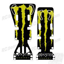 T-Maxx / E-Maxx INTEGY Skid Plate Protectors Monster- Yellow - Traxxas