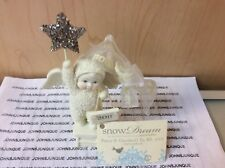 PEACE & GOODWILL TO ALL 2011 SNOWBABIES FIGURINE NEW IN ORIGINAL BOX ORNAMENT